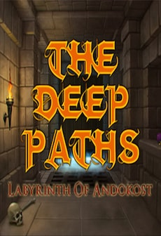 The Deep Paths: Labyrinth Of Andokost Steam Gift GLOBAL