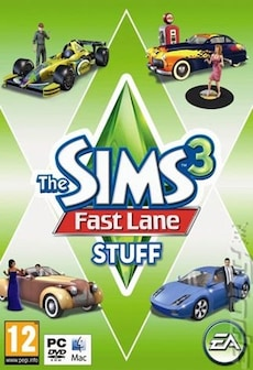 The Sims 3 Fast Lane Stuff ORIGIN DLC CD-KEY GLOBAL PC