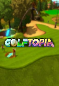 GolfTopia (PC) - Steam Gift - GLOBAL
