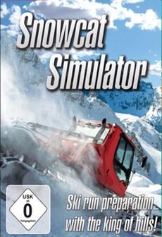 Snowcat Simulator Steam Key GLOBAL