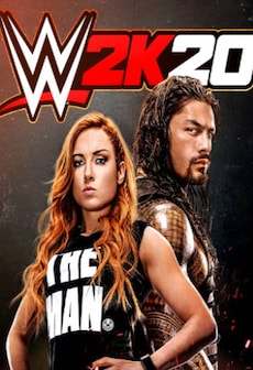 WWE 2K20 Deluxe Edition - Xbox Live Xbox One - Key GLOBAL