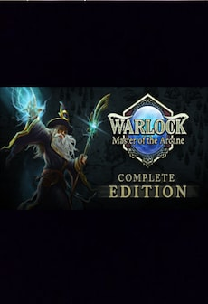 Warlock - Master of the Arcane Complete Edition Steam Key GLOBAL