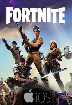 FORTNITE BATTLE ROYALE INVITE CODE IOS Epic Games Key GLOBAL