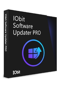 IObit Software Updater 4 PRO (PC) (3 Devices, 1 Year) - IObit Key - GLOBAL