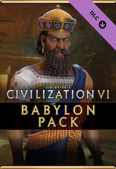 Sid Meier's Civilization VI - Babylon Pack (PC) - Steam Gift - GLOBAL
