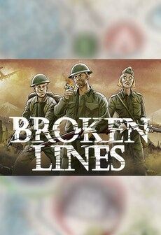 Broken Lines - Steam - Key GLOBAL