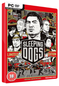 Sleeping Dogs Limited Edition Steam Key GLOBAL