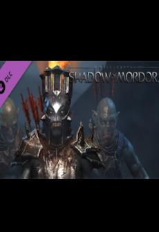 Middle-earth: Shadow of Mordor - Flesh Burners Warband Key Steam GLOBAL