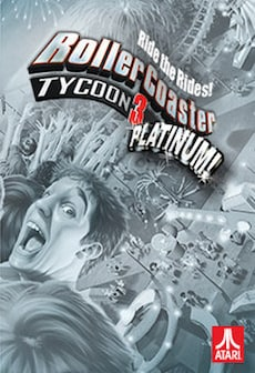 RollerCoaster Tycoon 3: Platinum! Steam Gift GLOBAL