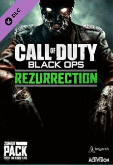 Call of Duty: Black Ops - Rezurrection Content Pack Steam Key GLOBAL
