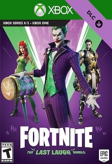 Fortnite - The Last Laugh Bundle (Xbox One, Series X/S) - Xbox Live Key - GLOBAL