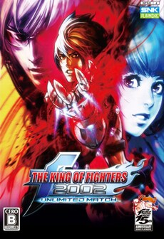 THE KING OF FIGHTERS 2002 UNLIMITED MATCH Steam Gift GLOBAL