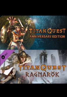 Titan Quest Anniversary + Ragnarok DLC Steam Key GLOBAL