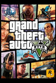 Grand Theft Auto V + Great White Shark Cash Card Rockstar Key GLOBAL