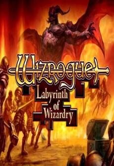 Wizrogue - Labyrinth of Wizardry Steam Key GLOBAL