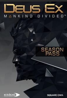 Deus Ex: Mankind Divided - Season Pass Gift Steam RU/CIS