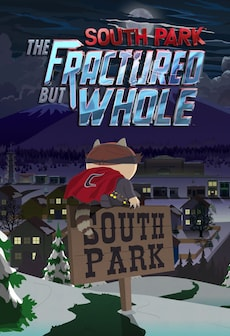 South Park The Fractured But Whole Steam PC Gift GLOBAL