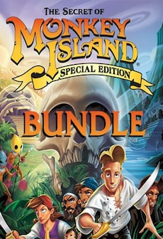Image of Monkey Island: Special Edition Bundle Steam Key GLOBAL
