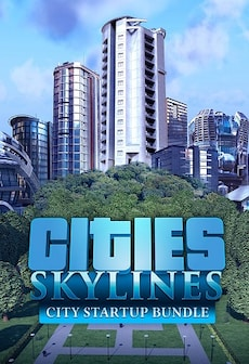 Cities: Skylines - City Startup Bundle (PC) - Steam Key - GLOBAL