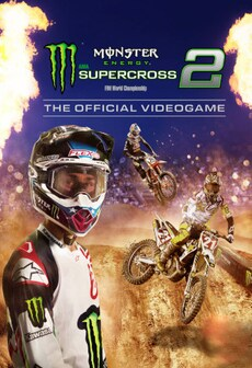 Monster Energy Supercross - The Official Videogame 2 (PC) - Steam Key - RU/CIS