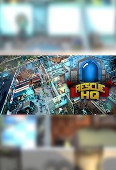 Rescue HQ - The Tycoon Steam Key GLOBAL