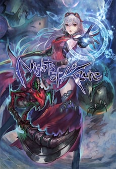 Nights of Azure Steam Key GLOBAL