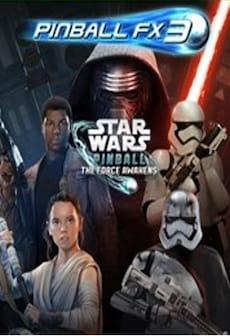 Pinball FX3 - Star Wars Pinball: The Force Awakens Pack Steam Key GLOBAL