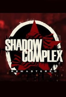 Shadow Complex Remastered Steam Key GLOBAL