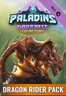 Paladins - Dragon Rider Pack (PC) - Steam Gift - GLOBAL