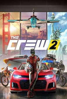 The Crew 2 Deluxe Edition Xbox Live Key GLOBAL