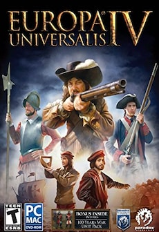 Europa Universalis IV Steam Key RU/CIS
