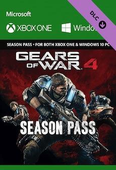 Gears of War 4 Season Pass XBOX LIVE + Windows 10 Key GLOBAL