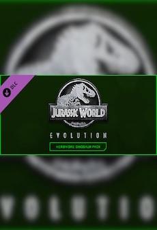 Jurassic World Evolution: Herbivore Dinosaur Pack (PC) - Steam Gift - GLOBAL
