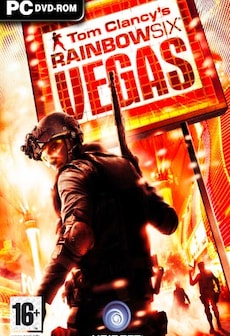 Tom Clancy's Rainbow Six Vegas Steam Gift GLOBAL
