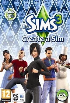The Sims 3 Create a Sim Key Origin GLOBAL
