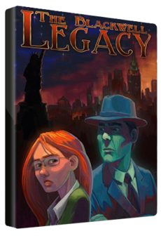 The Blackwell Legacy Steam Key GLOBAL фото