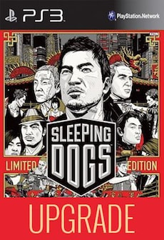 Sleeping Dogs Limited - Upgrade EU PSN Key PS3 EUROPE