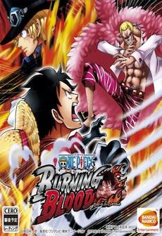One Piece Burning Blood Steam Key