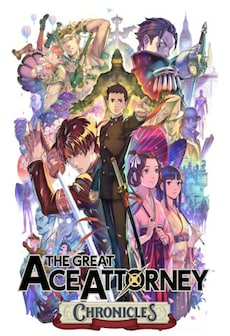The Great Ace Attorney Chronicles (PC) - Steam Key - GLOBAL