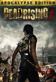 Dead Rising 3 Apocalypse Edition Steam Key GLOBAL