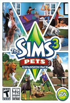 The Sims 3 Pets DLC EA CD-KEY GLOBAL PC
