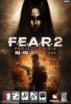 F.E.A.R. 2: Project Origin Steam Gift GLOBAL