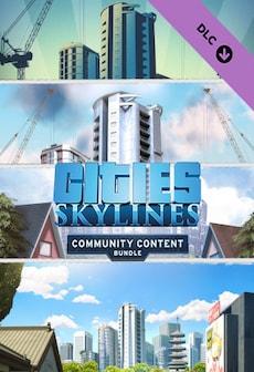 Cities: Skylines - Community Content Bundle (PC) - Steam Key - GLOBAL