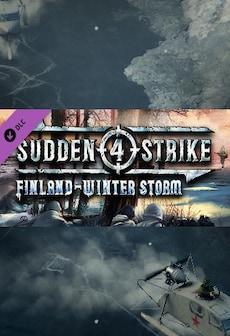 Sudden Strike 4 - Finland: Winter Storm Steam Key GLOBAL