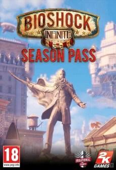 BioShock Infinite - Season Pass Steam Key GLOBAL