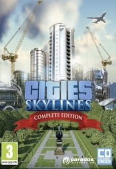 Cities: Skylines Complete Edition Steam Key GLOBAL