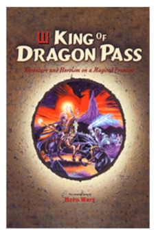 King of Dragon Pass Steam Gift GLOBAL