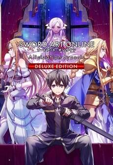 SWORD ART ONLINE Alicization Lycoris | Deluxe Month 1 Edition (PC) - Steam Key - RU/CIS