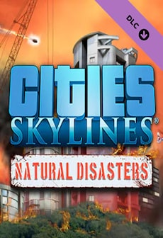 Cities: Skylines - Natural Disasters (PC) - Steam Gift - GLOBAL