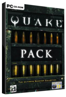 Quake Collection Steam Gift GLOBAL